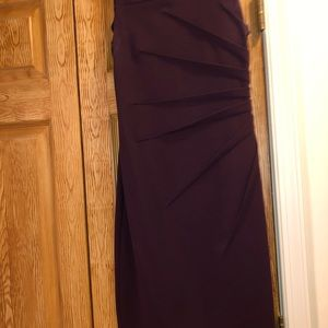 COPY - Formal purple dress
